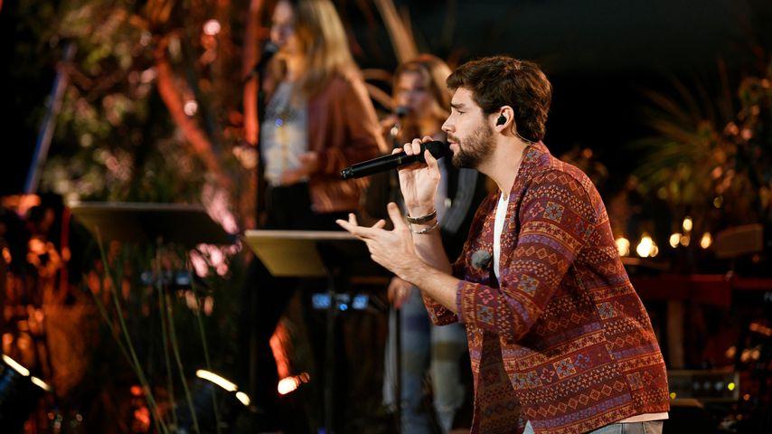 """Álvaro Soler singt bei """"Sing meinen Song"""""""