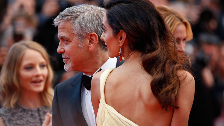 Amal und George Clooney, seit 2014 verheiratet