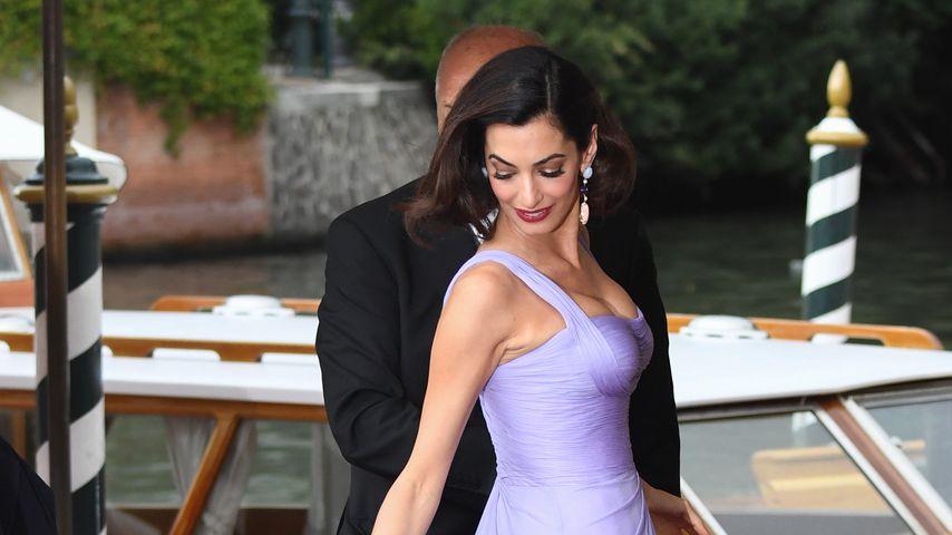 Amal Clooney in Venedig