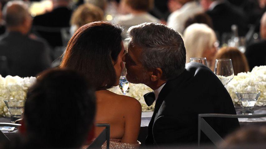 Amal und George Clooney auf der 46. AFI-Lebenswerk-Gala