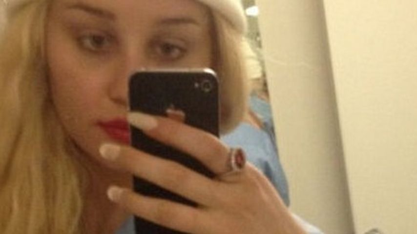 Sie hört Stimmen: Wird Amanda Bynes verrückt?