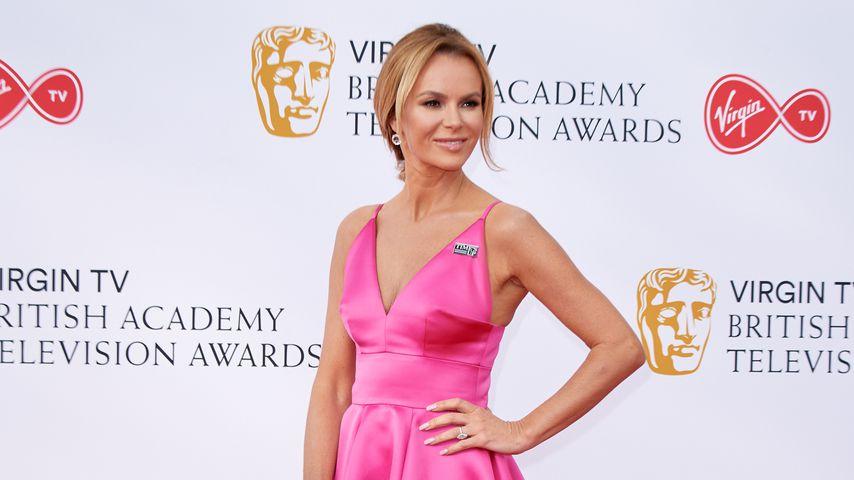 Amanda Holden bei den BAFTAs 2018