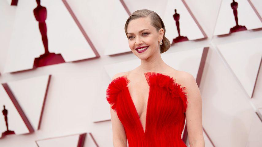 Amanda Seyfried bei den Oscars 2021