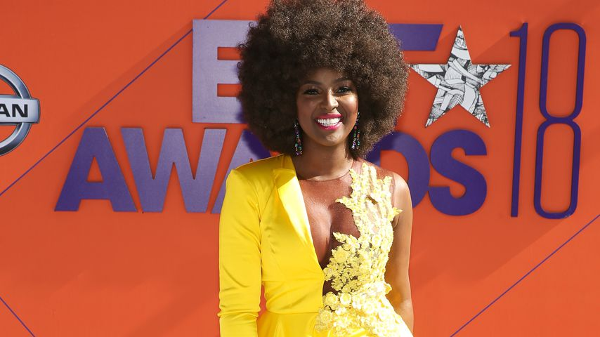 Amara La Negra bei den BET Awards 2018