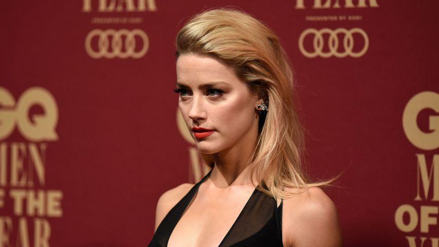 Amber Heard bei den GQ Men Of The Year Awards