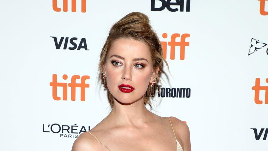 """Amber Heard bei der """"Her Smell""""-Premiere in Kanada"""