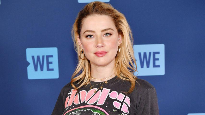 Amber Heard im September 2019 in New York City