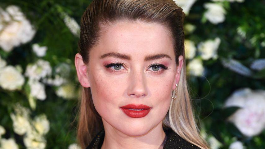 Veröffentlichte Nackt-Pics: Amber Heard will strenge Gesetze
