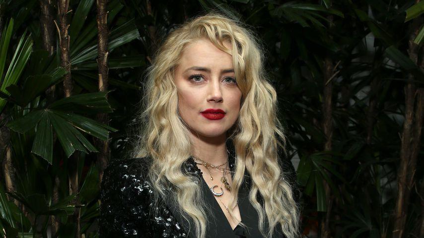 """Amber Heard bei einer Party für """"Parasite"""" in L.A. im Februar 2020"""