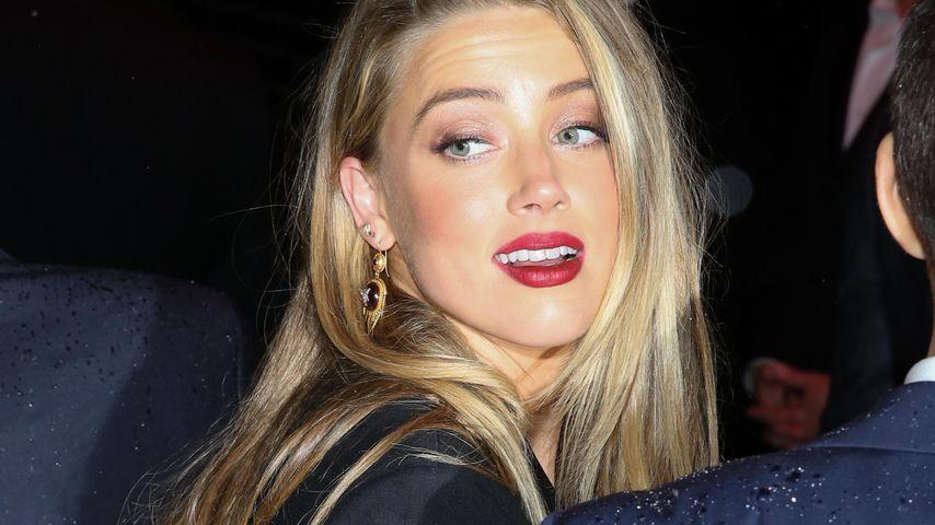 Scheidungsparty: Stripclub verweigert Amber Heard Einlass