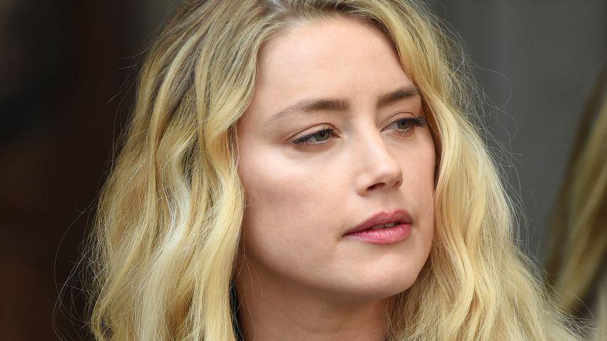 Amber Heard im Juli 2020 in London