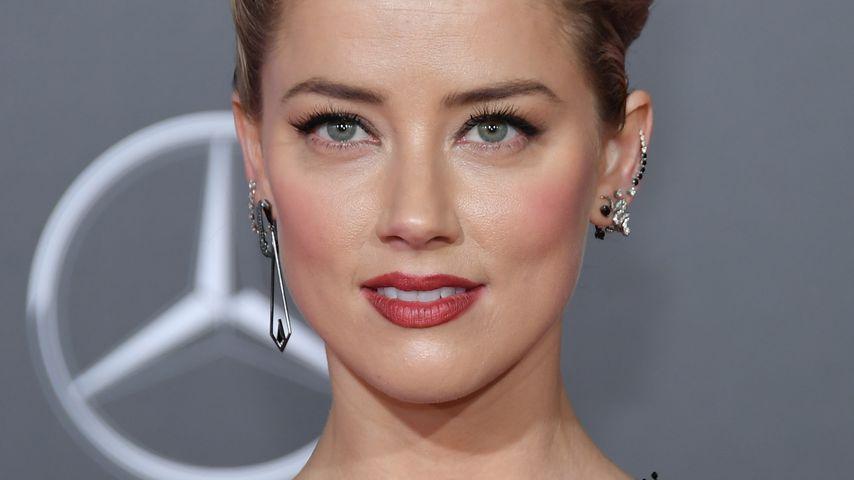 Kussmund! Amber Heard & Elon Musk stehen zu ihrer Beziehung