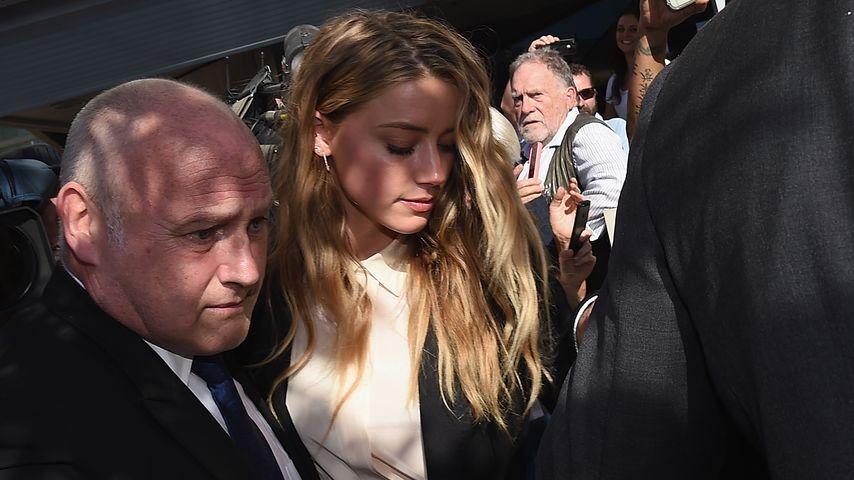 Schreie & Tränen: Verweigerte Amber Heard Aussage unter Eid?