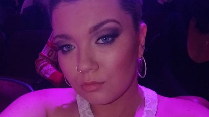 "Amber Portwood, ""Teen Mom""-Star"
