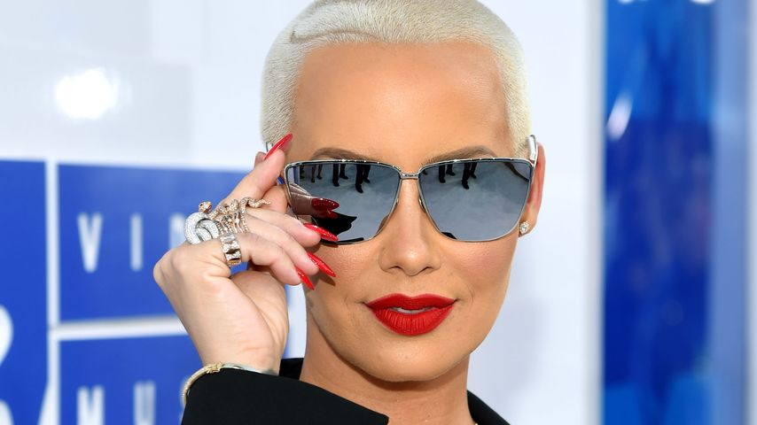"Amber Rose bei den ""Video Music Awards 2016"""