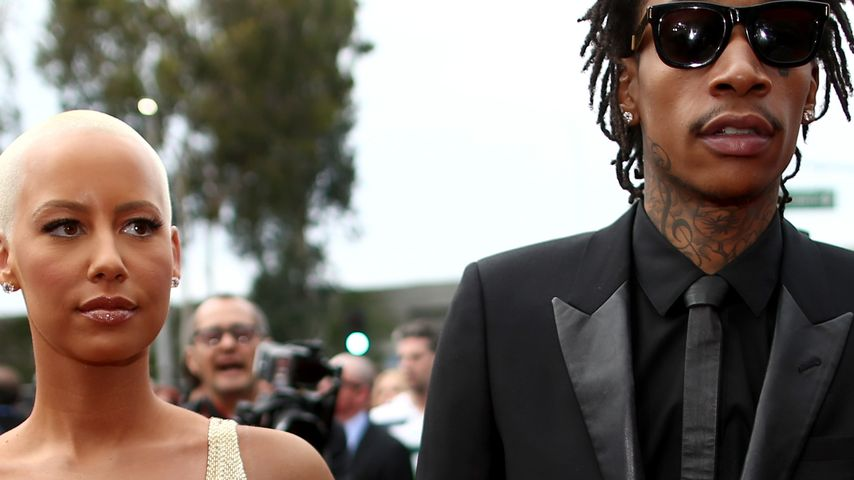 Rosenkrieg: Amber Rose will 1 Mio von Wiz Khalifa