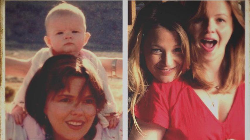 Amber Tamblyn mit ihrer Mutter und mit Blake Lively
