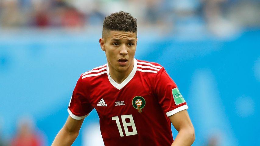 Amine Harit bei der WM 2018