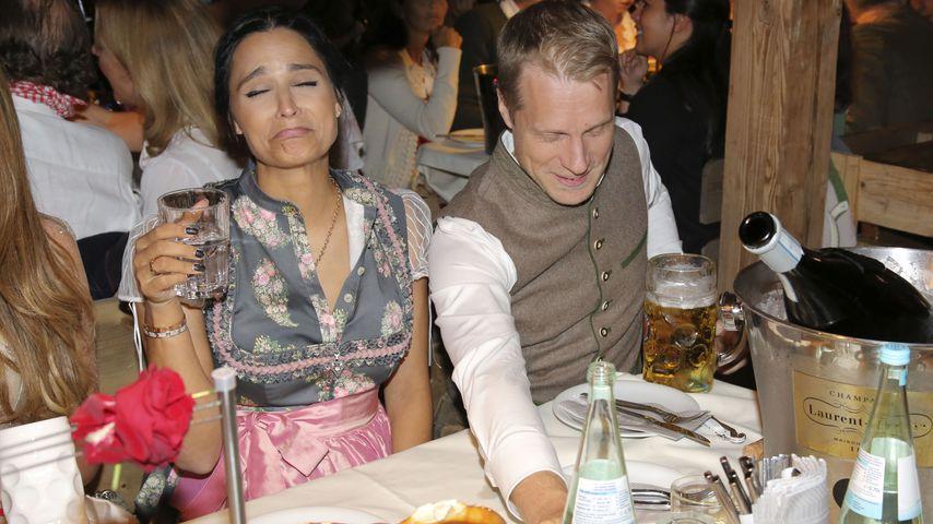 """Amira Pocher über Olivers derben Humor: """"Er ist halt so"""""""
