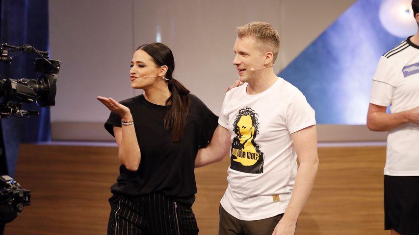 Amira und Oliver Pocher im März 2020 in Köln