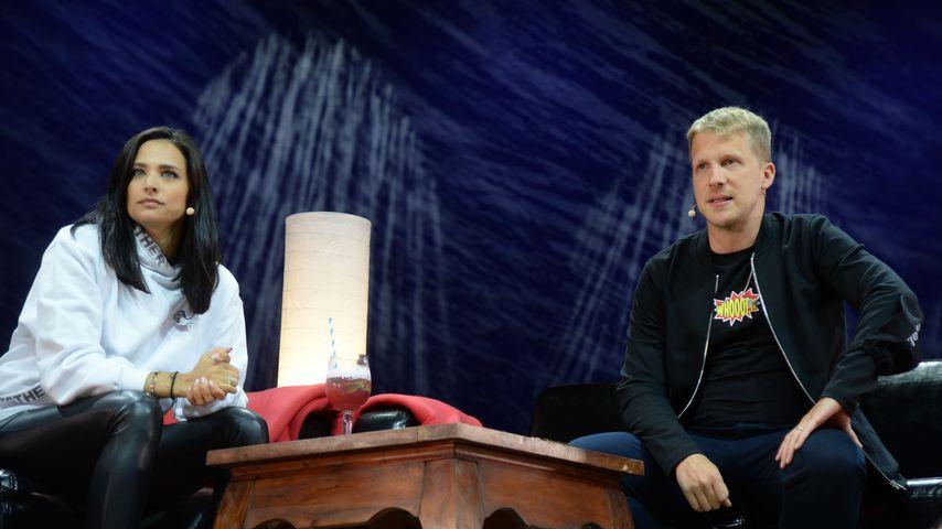 Amira und Oliver Pocher im September 2020