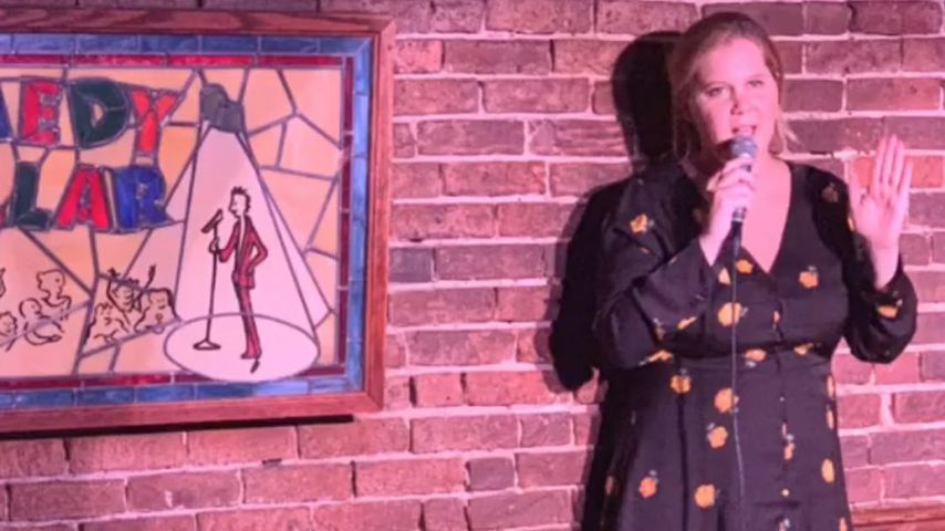 Amy Schumer bei ihrem Bühnen-Comeback nach der Geburt ihres Sohnes, Mai 2019
