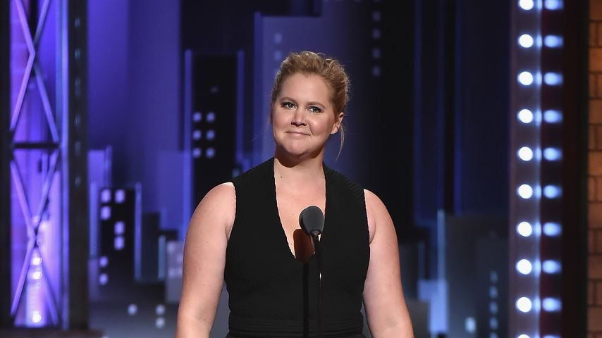 Comedian Amy Schumer bei den Tony Awards 2018