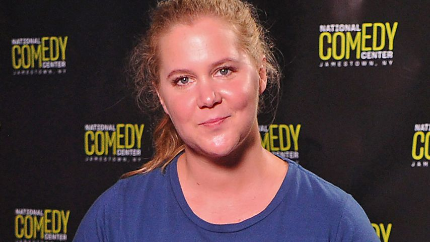 Amy Schumer beim National Comedy Center in New York