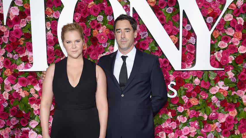 Amy Schumer und Chris Fischer, 2018