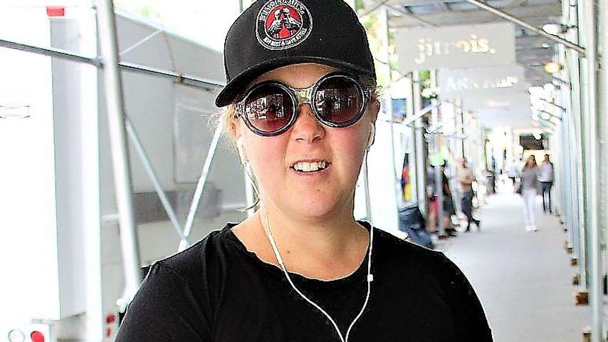 Kurz nach Geburt: Amy Schumer steht zu ihrer Krankenhausunterwäsche