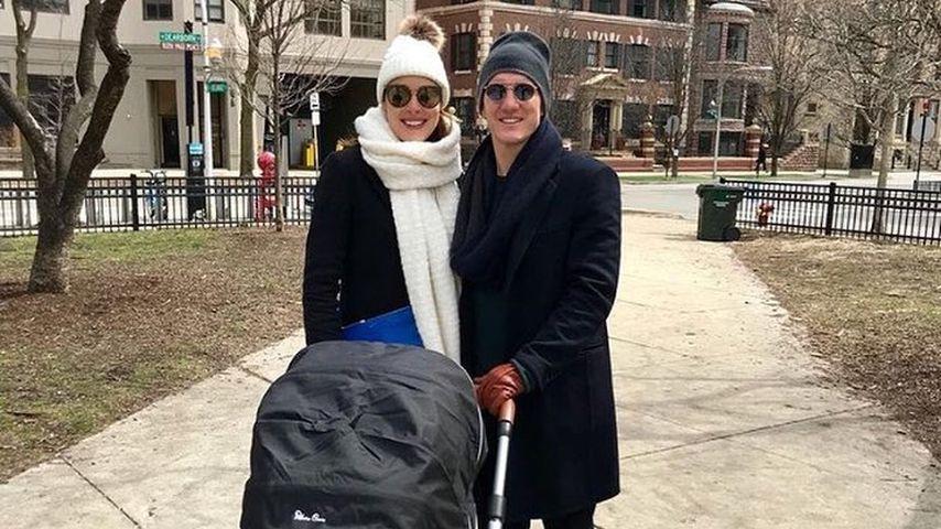 Ana Ivanovic & Bastian: Ausflug mit ihrem Söhnchen!
