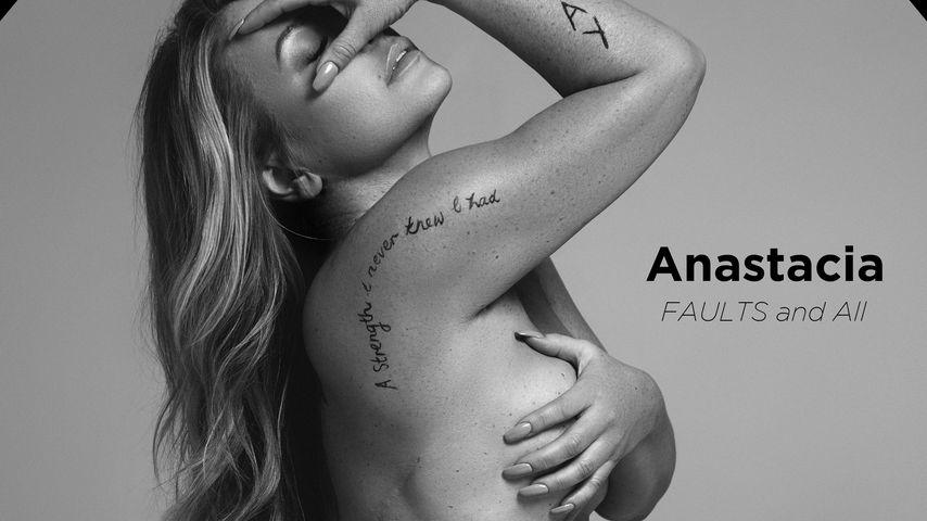 Stolz drauf! Anastacia posiert nackt mit ihren Krebs-Narben