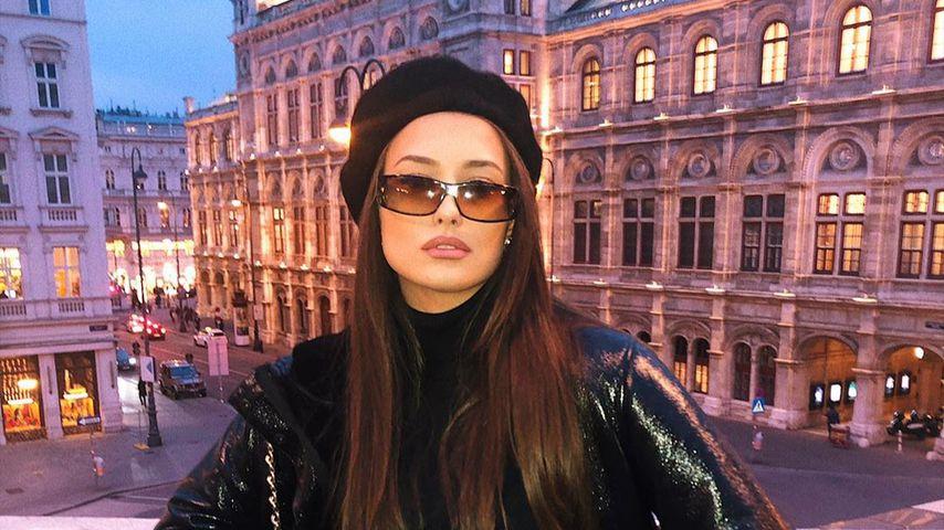 Anastasija Lukic, Model