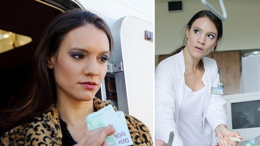 Die Neue bei AWZ: Die Frau mit dem Doppelleben!