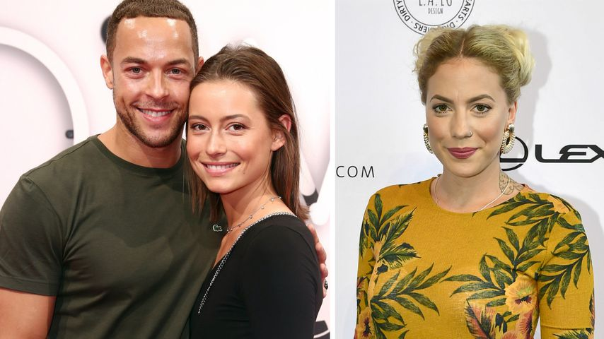 Pikant: Andrej Mangold kennt LaFee über Ex-Freundin Jenny!