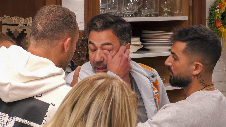 """Andrej Mangold und Kubilay Özdemir bei """"Das Sommerhaus der Stars"""""""