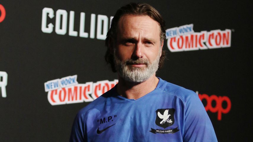 Andrew Lincoln bei der Comic Con New York 2017
