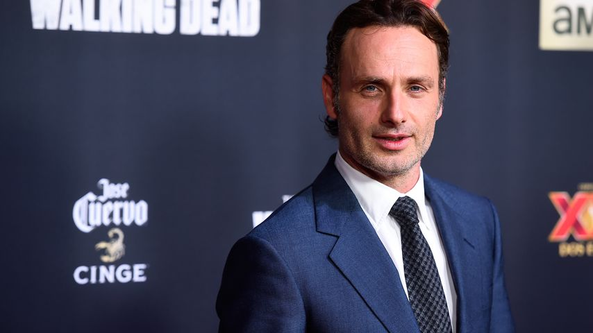 "Andrew Lincoln bei der Premiere der fünften Staffel von ""The Walking Dead"" in Universal City 2014"
