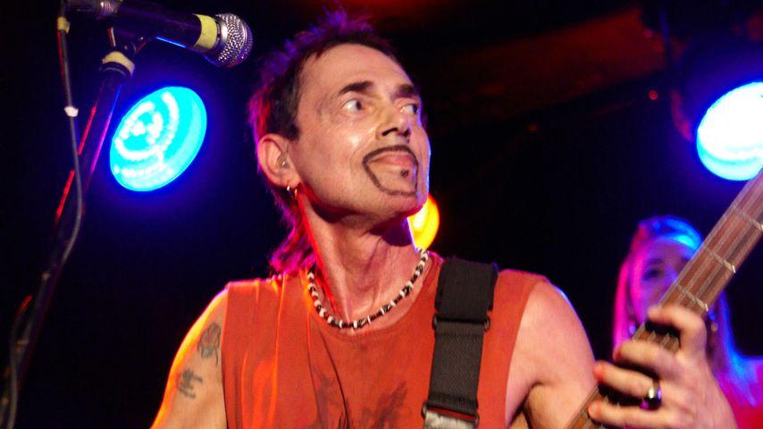 Er wurde nur 62: Free-Bassist Andy Fraser ist tot