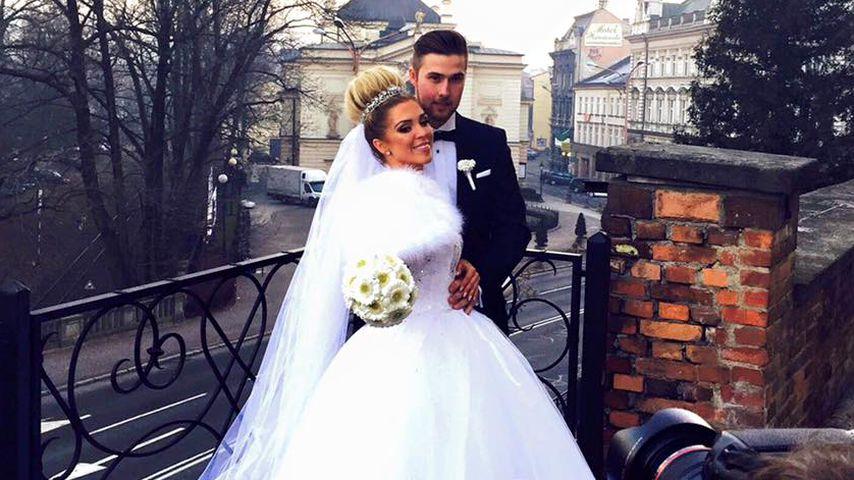 Aneta Sablik und Ehemann Kevin