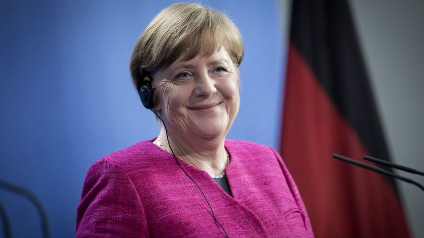 Angela Merkel im Mai 2017