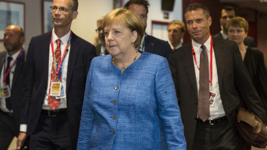 Angela Merkel im Juni 2019