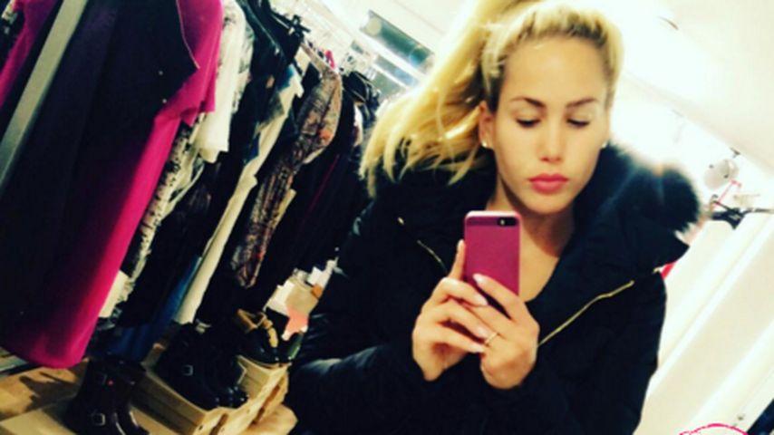 Pic-Malheur? Angelina Heger zeigt Gesicht von Roccos Tochter