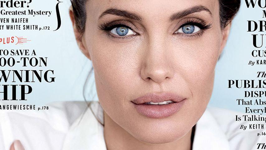 """""""Schön anders"""": So findet Angelina Jolie ihre Ehe"""
