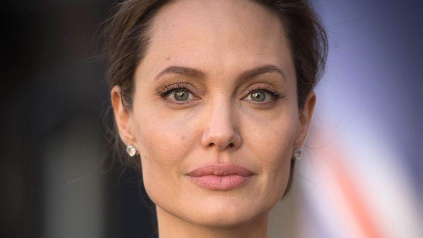 Bäh: Angelina Jolie und ihre Kids essen Spinnen & Insekten!
