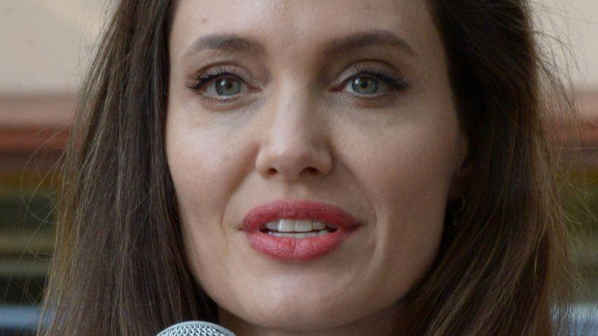 10 Monate nach Trennung: Angelina Jolie nimmt wieder zu!