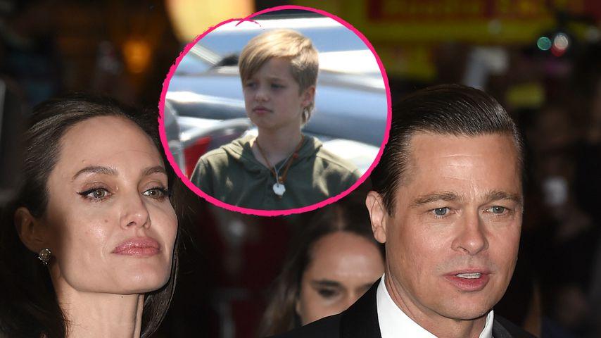 Nach Angelina-Brad-Drama: Kind Shiloh lief von zu Hause weg