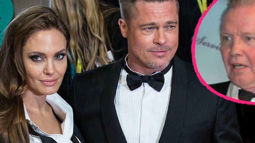 Angelina Jolies Vater wusste nichts von Hochzeit!