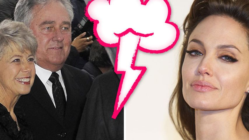 Angelina Jolie & Brad Pitt: Platzt die Hochzeit?