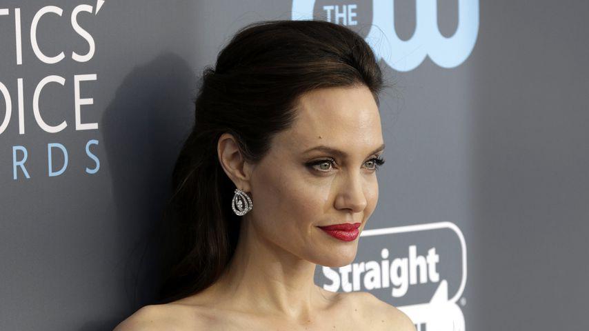 Angelina Jolie bei den Critics' Choice Awards 2018